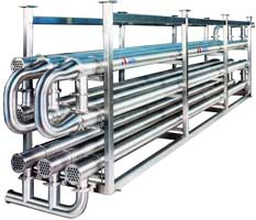 APV Tubular Heat Exchanger